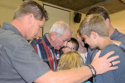 Prayer with Angus Buchan