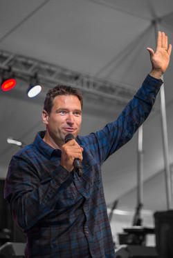 Speaker, Steven Holmstrom