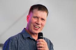 Speaker, Chris Lindberg