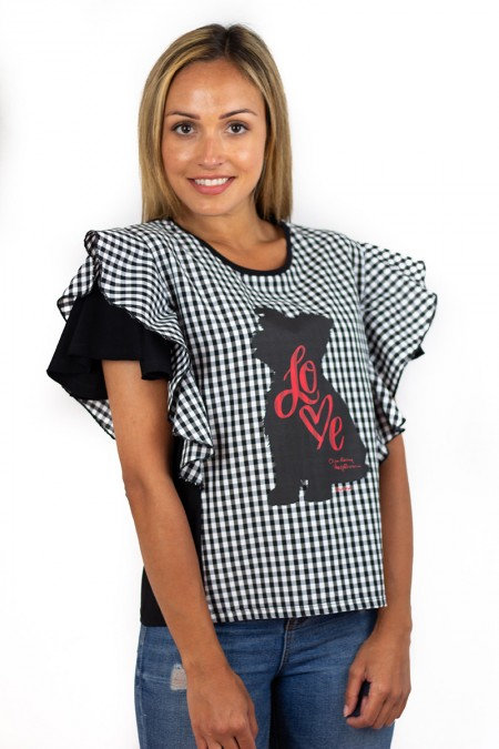 Camiseta Audrey Yorkshire