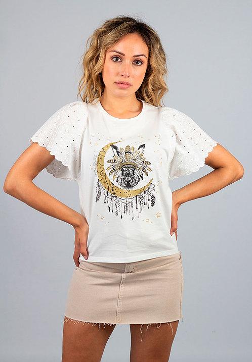 Camiseta Diosa Ixchel