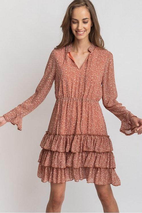 Vestido Ardoin Rosa