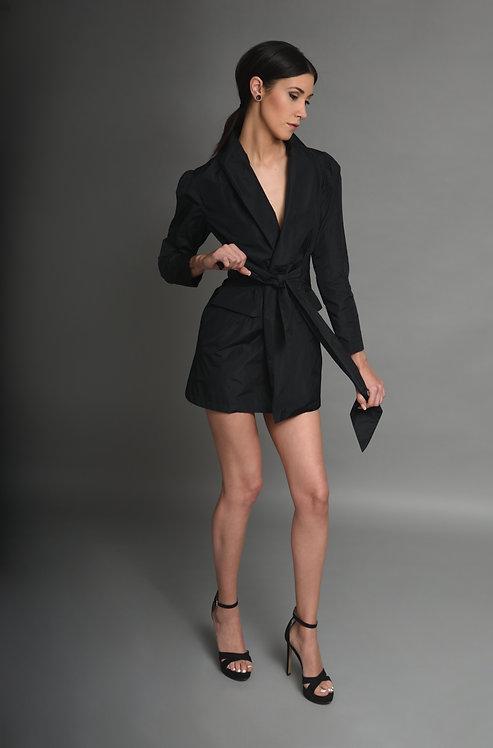 Vestido Smoking