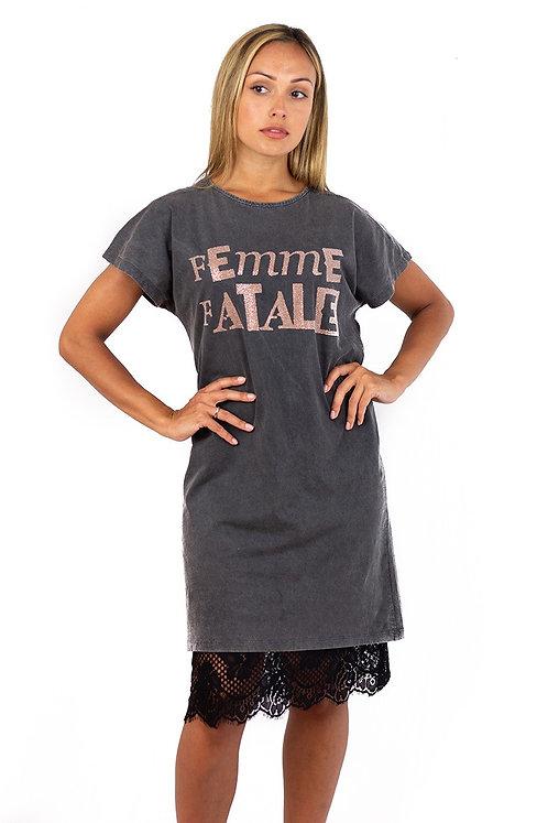 Vestido Femme Fatale