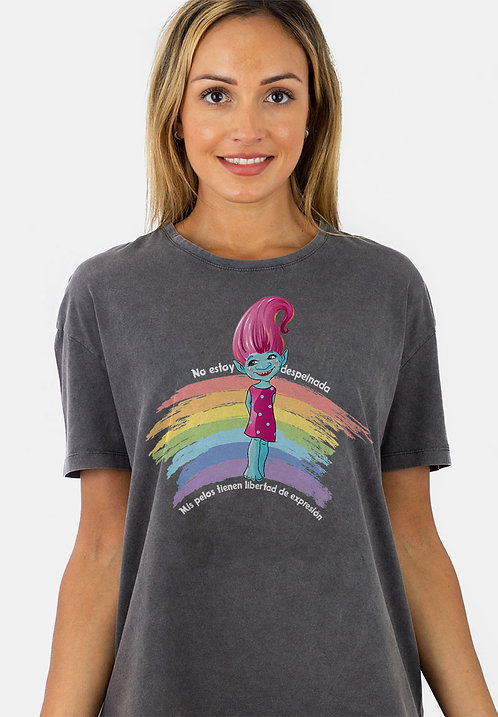 Camiseta Trolls