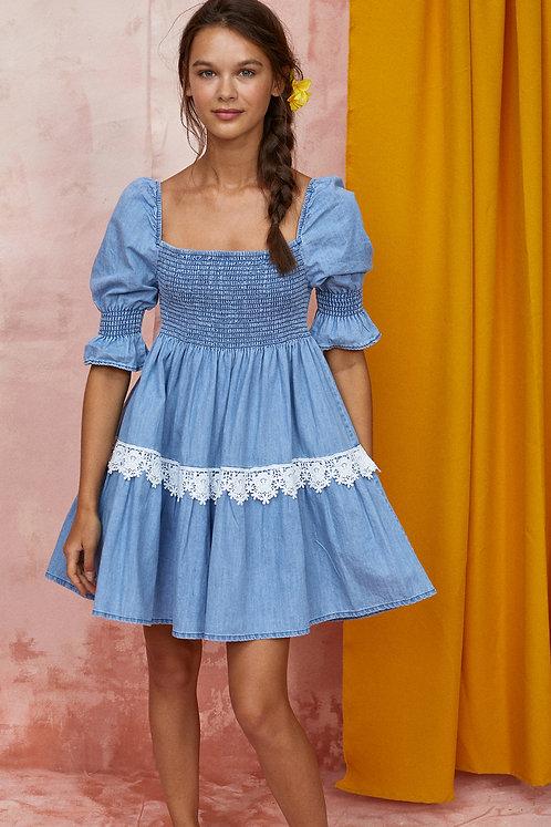 Vestido Gardenia
