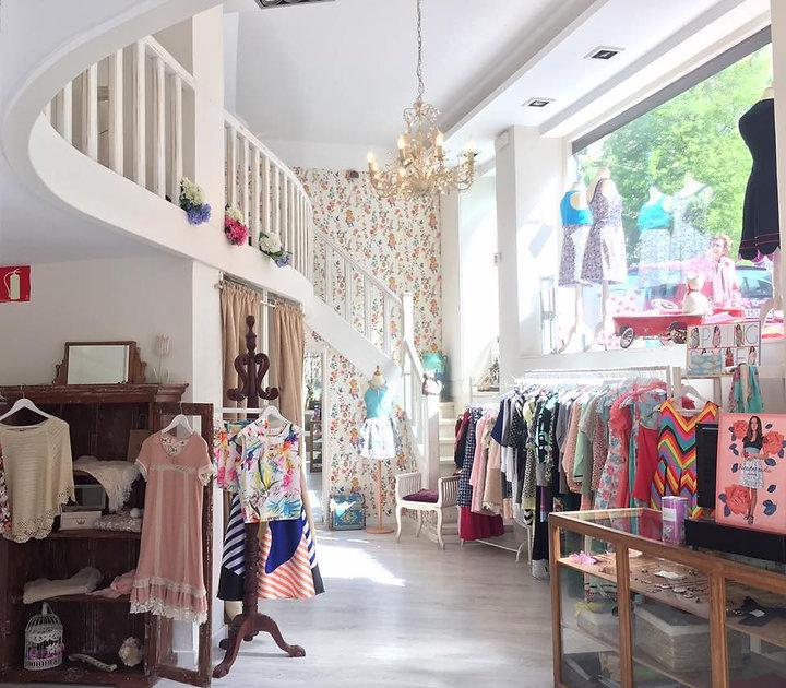 Tienda de moda mujer en Santander, boutique multimarca, marcas de ropa mujer minueto, compañia fantastica, wild pony, molly braken, maggie sweet, Maru, tienda con encanto