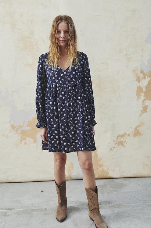 Vestido Penny Azul