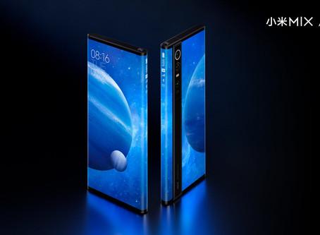 MI MIX ALPHA - an engineering marvel