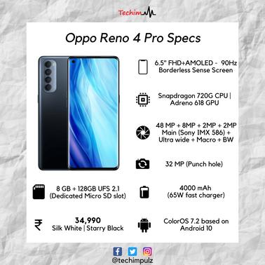 Oppo Reno 4 Pro
