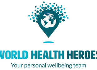 World health hero's ~ Join, apply or refer someone you think could do with our support.