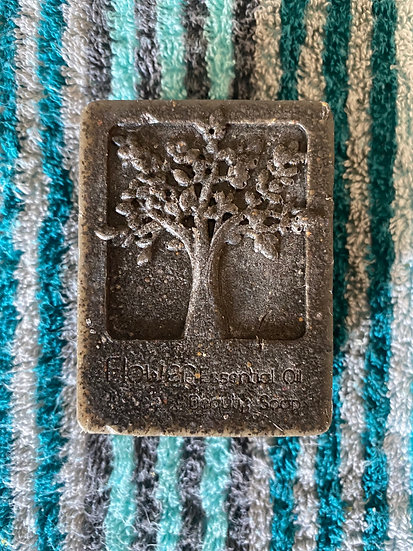 Organic Lime and Bergamot Tree of Life Soap