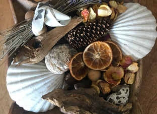 Natural, cheap, non toxic home fragrance solutions.