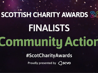 The Flourishing Well are finalists in the national charity awards!