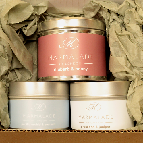 Posted - Trio of Candles