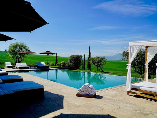 5 Top Tuscany Villa Vacation options