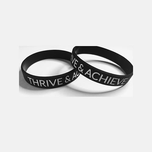 Thrive & Achieve Wrist Bracelet