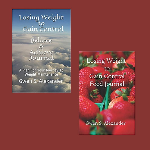 Losing Weight to Gain Control Two Book Bundle