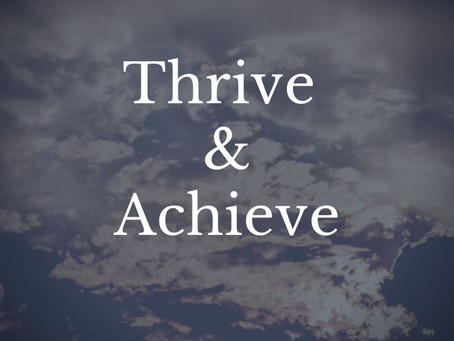 Thrive Through Life's Challenges and Achieve Your Goals
