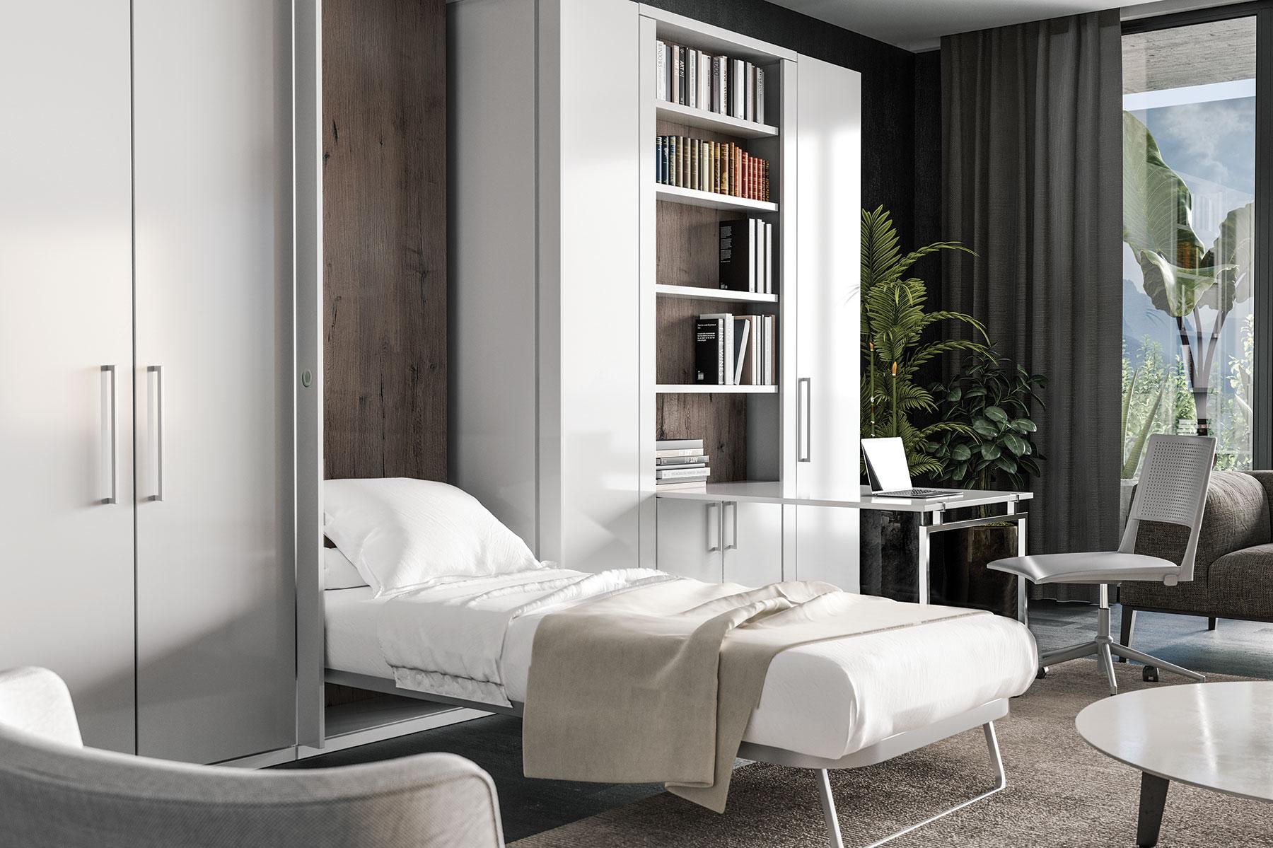 מיטת קיר דגם: Oslo