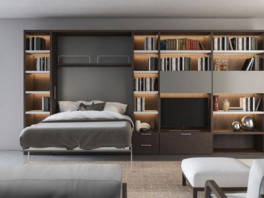 """עיצוב דירות קטנות- כך תהפכו דירת 50 מ""""ר לדירה שתרגיש כמו 100 מ""""ר"""