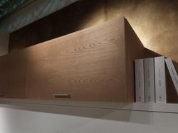 Trav- מיטת קיר נפתחת דגם