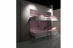 Duet- מיטות נפתחות מהקיר