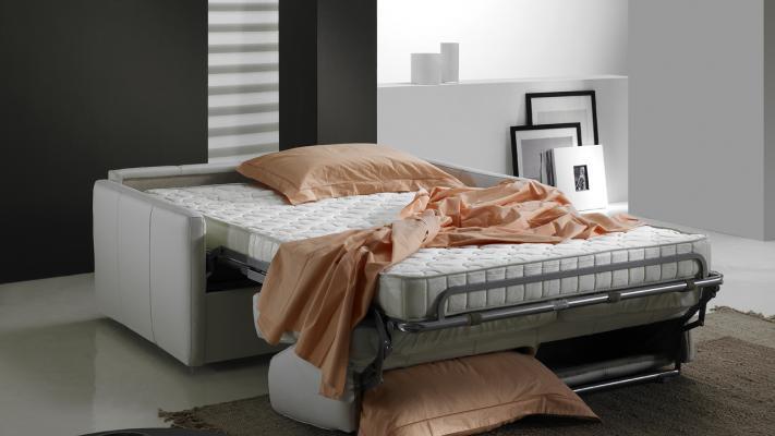 cubik ספת אירוח\ ספה נפתחת למיטה