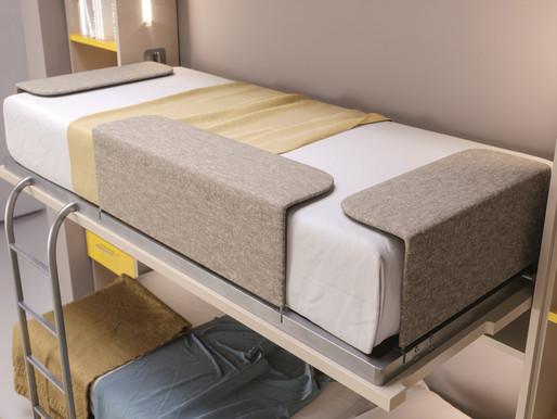 כך תעשו שימוש נכון בריהוט חכם בבתי מלון. אקסלנט, ריהוט חכם ופתרונות שינה איכותיים.