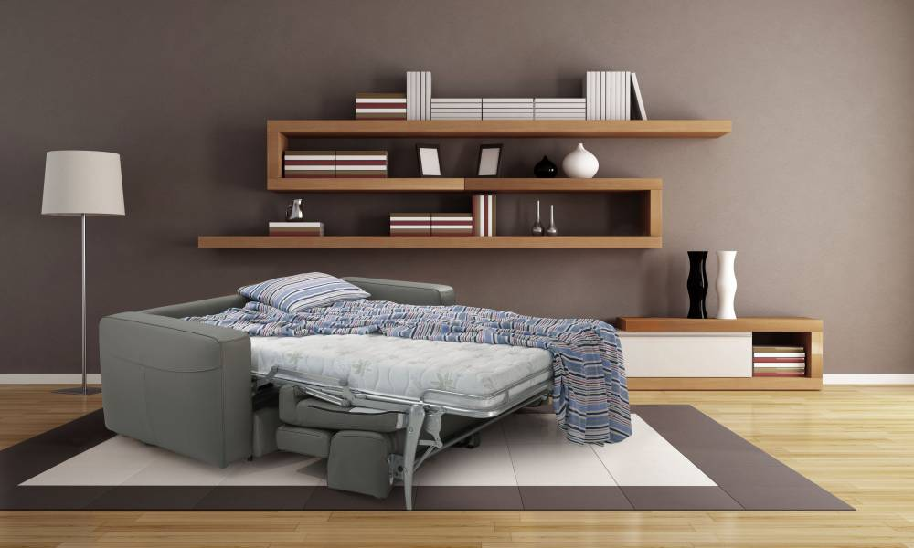 Mode ספה נפתחת/ סלון איטלקי עם מיטה
