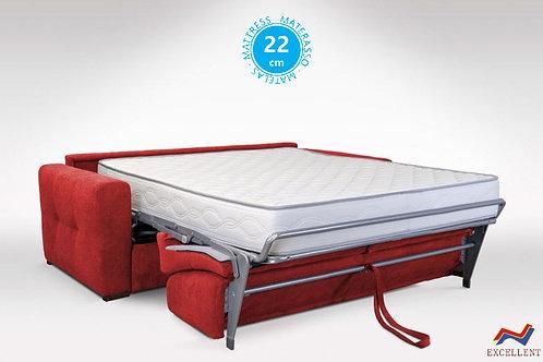 ספה נפתחת למיטה EROKA