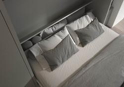 Practic- מיטת קיר נפתחת דגם