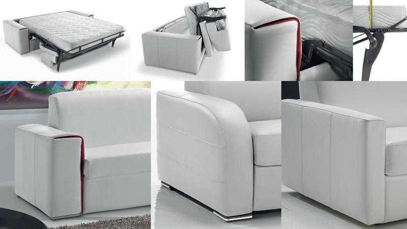renoir ספה נפתחת למיטה/ סלון עם מיטה