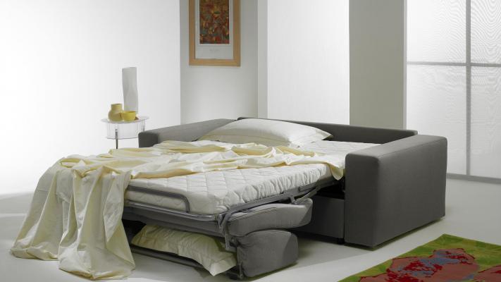 Italian sofabed-Ecorapide