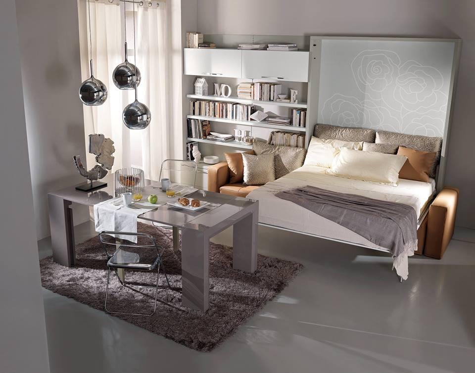 מיטת קיר דגם: Opiola
