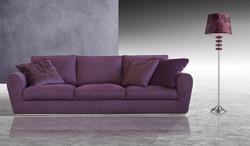 LAVANDA ספה מעוצבת תוצרת איטליה דגם