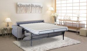 ספה נפתחת למיטה, ספות אירוח, ספות מיטה, חדר אורחים, ספות איטלקיות, סלון עם מיטה, ספות נפתחות