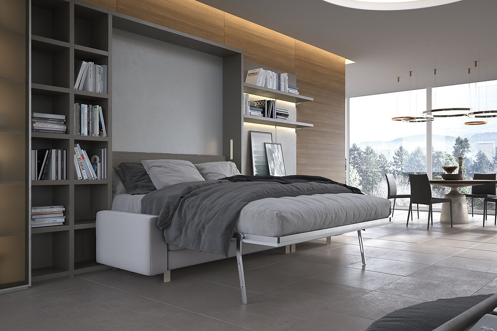 מיטות קיר איכותיות תוצרת איטליה-אקסלנט רהיטים