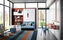 ריהוט מודולרי לעיצוב הבית