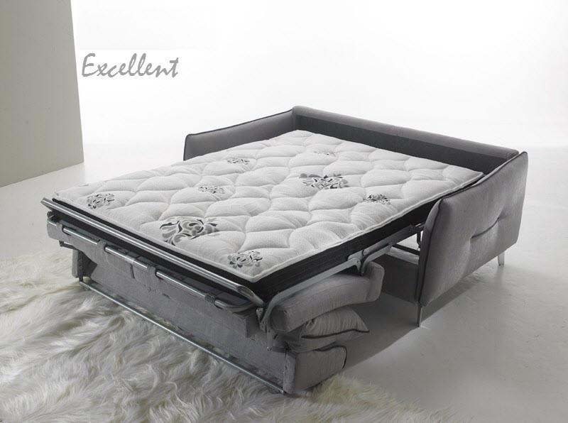 ספה נפתחת למיטה איכותית תוצרת איטליה  ויכולה להיות ספת אירוח נפלאה