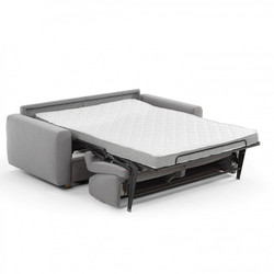מיטה זוגית מתקפלת לספה