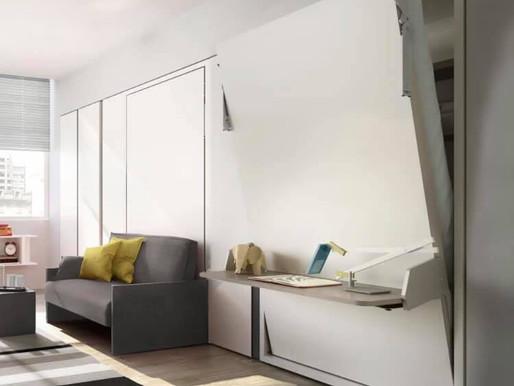 מרפי בד ומיטות קיר- Murphy Bed