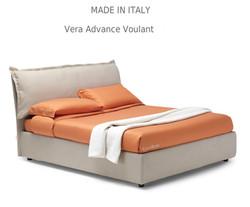 Vera voulant: מרופדת לחדר השינה דגם