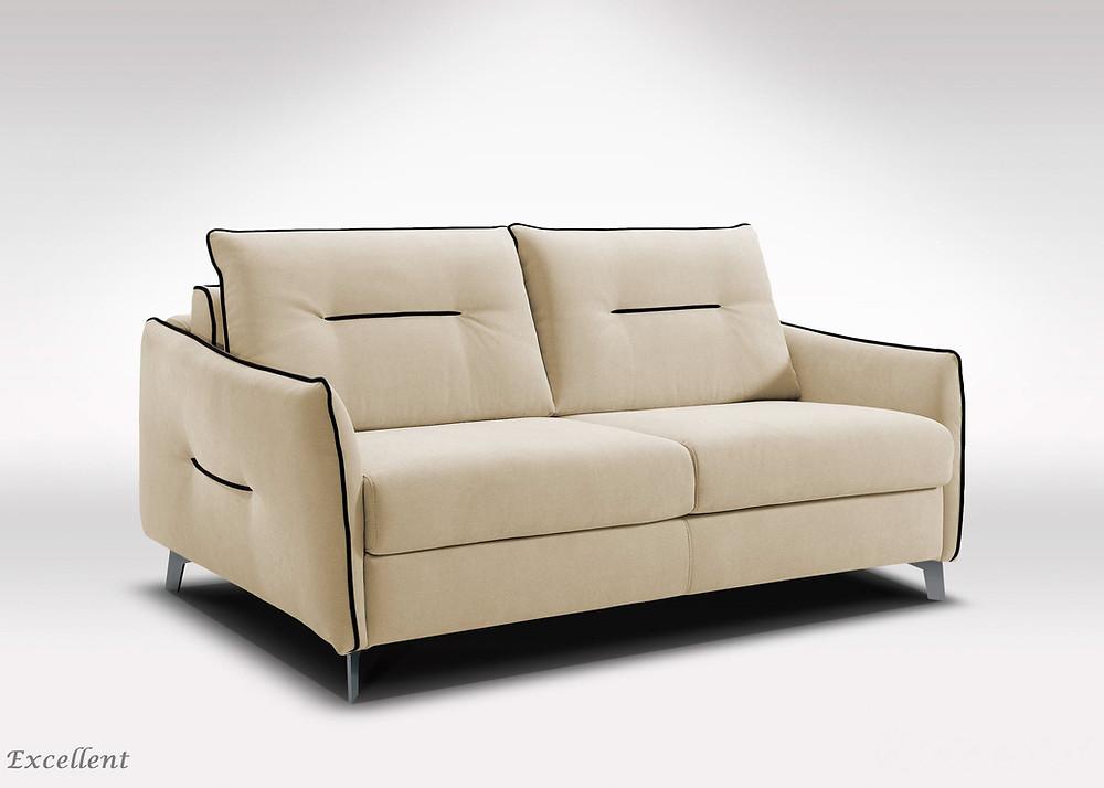 ספה נפתחת למיטה מבלי להתפשר על העיצוב או על האיכות
