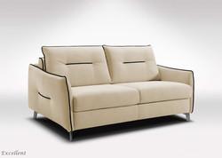 Slim high ספה נפתחת למיטה/ סלון מיטה