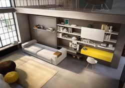 רהיטים מתקפלים ומיטות קיר