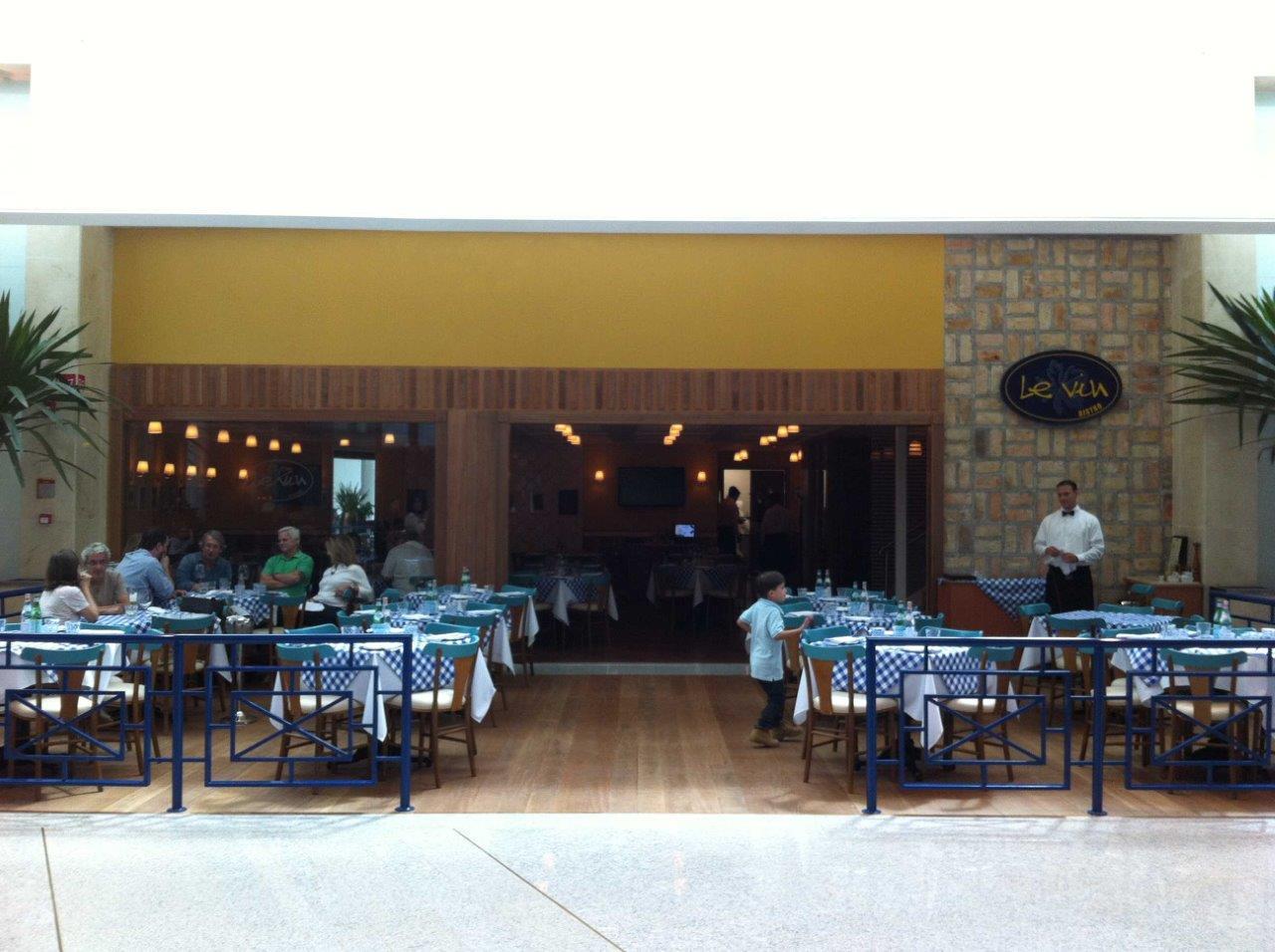 Le Vin Restaurant, Brasília