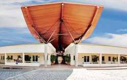 Chapel Entrance_Project 304_We Bossa