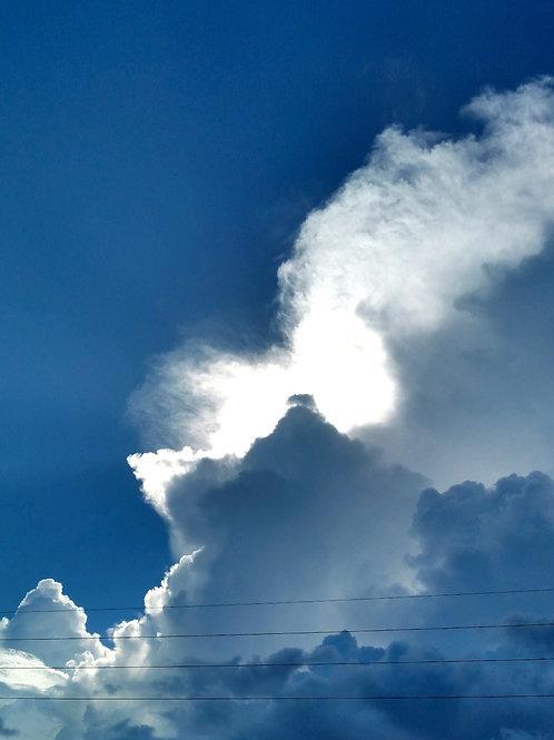 Título / Title: Nuvem -  Impressão Fine Art / Fine Art Print