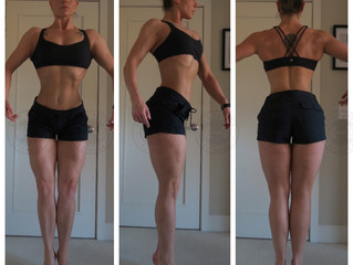 11 Weeks Out: Measurements + Progress Pics